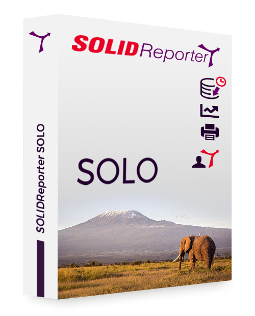 SOLIDReporter SOLO
