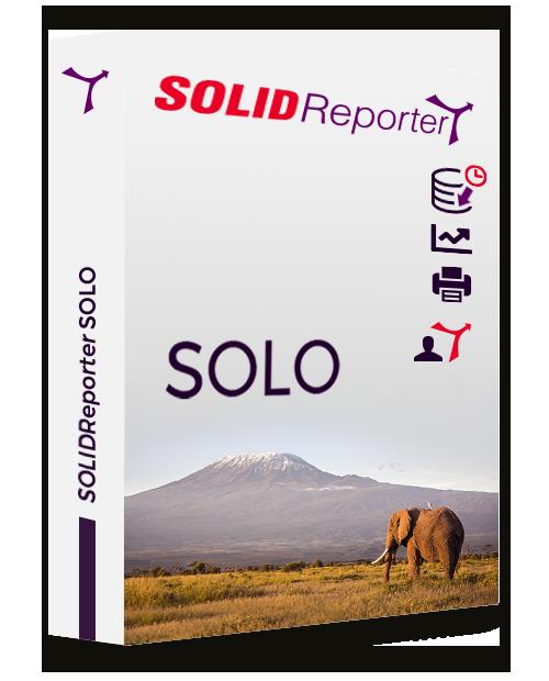 SOLIDReporter SOLO